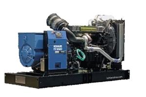 groupe électrogène 250 à 400 kVA