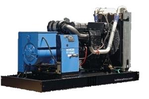 groupe électrogène 400 à 830 kVA