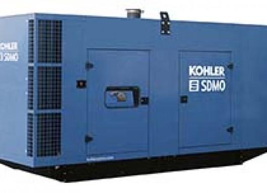 Groupe électrogène 650KVA avec capot insonorisé