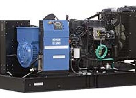 Groupe électrogène 275KVA sur châssis