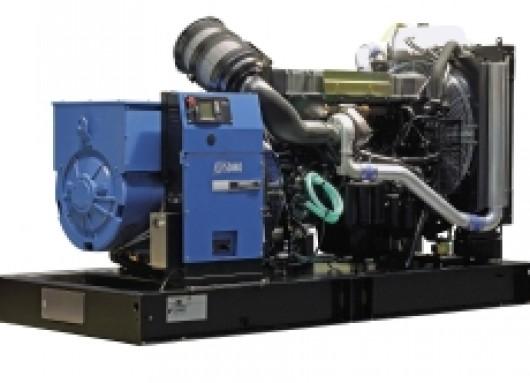 Groupe électrogène 440KVA sur châssis
